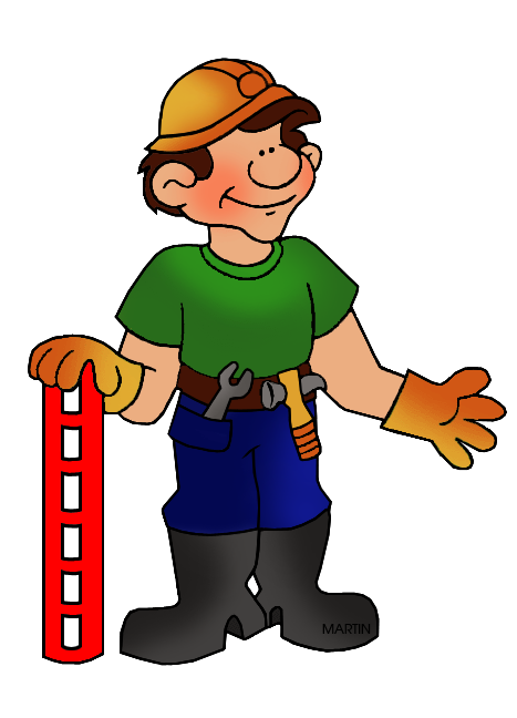 Occupations Clip Art By Phillip Martin Construction